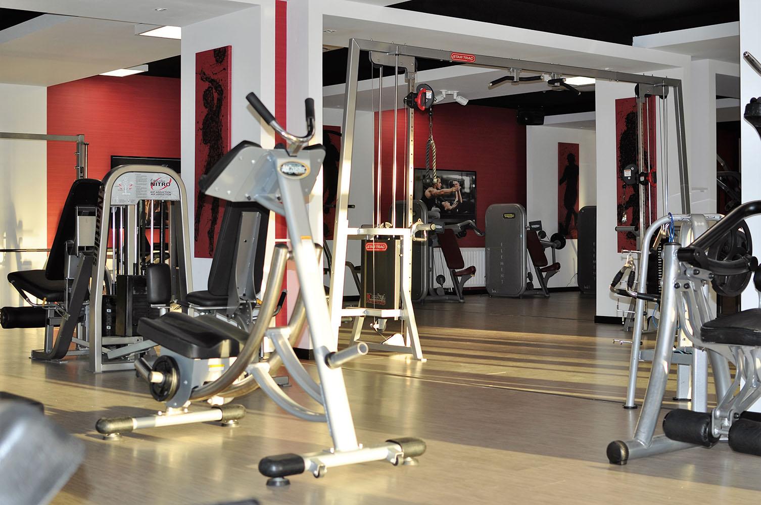 Sala fitness Popeci
